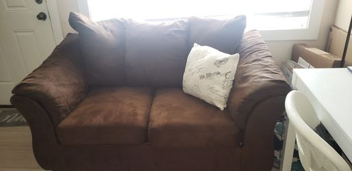 Brown Couch set for Sale in Salt Lake City,  UT