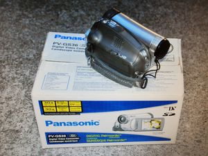 Panasonic camcorder for Sale in Milpitas, CA