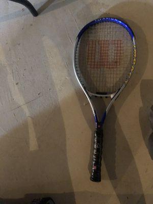 Wilson Tennis Racket for Sale in Philadelphia, PA