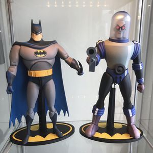 1/6 Mondo Batman And Mr. Freeze Collectible Figures for Sale in Rancho Santa Margarita, CA