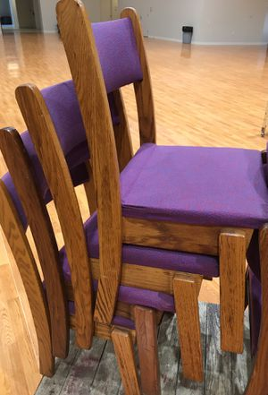 10 chairs for Sale in Manassas, VA
