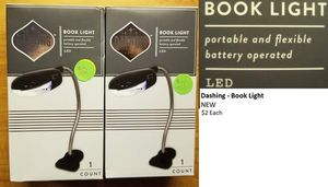 LED Book Lights NEW for Sale in Boca Raton, FL