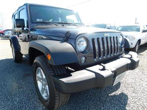 2016 Jeep Wrangler Unlimited for Sale in Bealeton, VA
