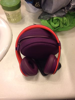 Beats solo 3 for Sale in Raleigh, NC