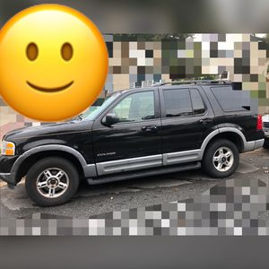 2002 Ford Explorer FOR SALE for Sale in Hyattsville, MD