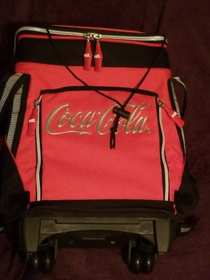 Coca-Cola rolling cooler for Sale in Thomasville, NC
