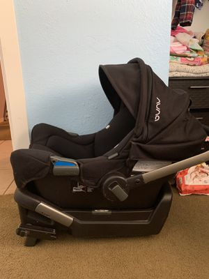 Nuna car seat for Sale in Rialto, CA