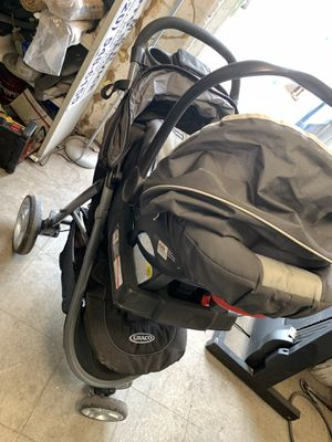Graco stroller and car seat for Sale in Tucson, AZ