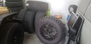 Jeep Wheels 22s with 40s for Sale in Smyrna, GA