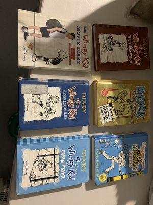 Books / Libros 6 x $10 for Sale in Miami, FL