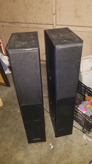 Subwoofer speakers for Sale in Del Rey, CA