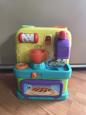 Bright Stars play kitchen/oven/refrigerator for Sale in San Diego, CA