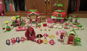 Strawberry Shortcake Lot - Dolls and Activity Sets for Sale in St. Petersburg, FL