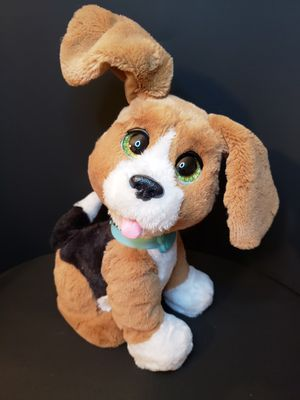 Furreal Friends Chatty Charlie Interactive Pet Dog for Sale in Brookhaven, NY