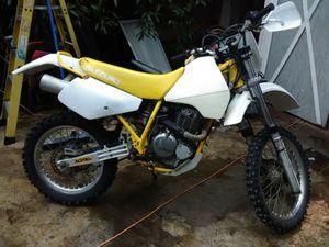 91 Dr 350 suzuki for Sale in Covington, WA