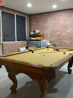 Pool Table - Leisure Bay (As It Is) for Sale in Miami Shores,  FL