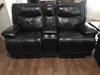 Recline and rocking sofa for Sale in Herriman,  UT