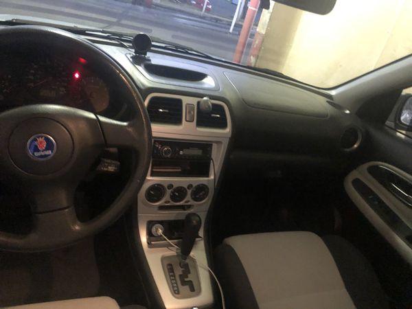 Saab 92x Subaru wrx Impreza
