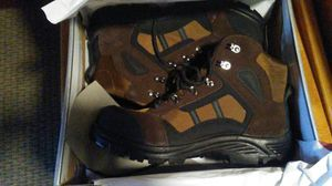 Work boots steel toe for Sale in Niagara Falls, NY