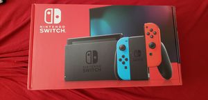 Nintendo switch version 2 for Sale in Hyattsville, MD