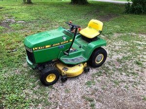 lawn mower tractor john deere for Sale in Lockport, IL