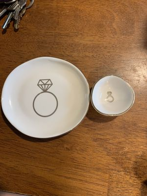 Ring dish for Sale in Ripon, CA