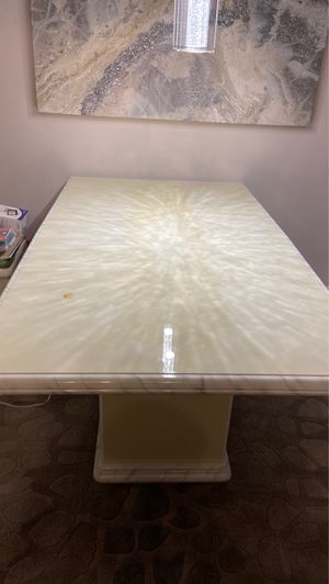 High gloss table for Sale in Bristol, CT