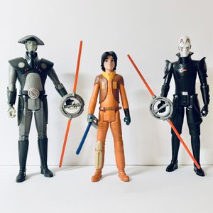 Star Wars action figures for Sale in Severn, MD