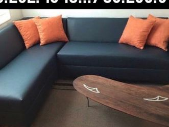 Leather Couch All New for Sale in Miami,  FL