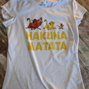 Lion King T-shirt Extra Large Kids for Sale in Ontario, CA