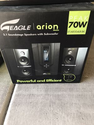 Speakers set for Sale in Henderson, NV