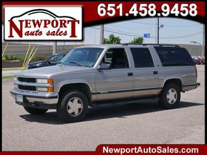 1998 Chevrolet Suburban for Sale in Newport, MN
