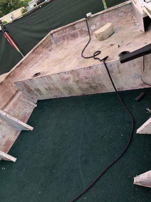 Boat haul, trailer and salt water trolling motor for Sale in Fort Lauderdale, FL
