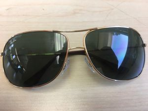 Ray Ban Cockpit Sunglasses Gold for Sale in Lakewood, CA