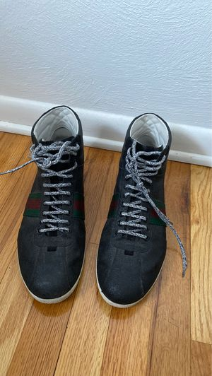 Men's Gucci Boots (sparkly) size 11-ish for Sale in Murrysville, PA