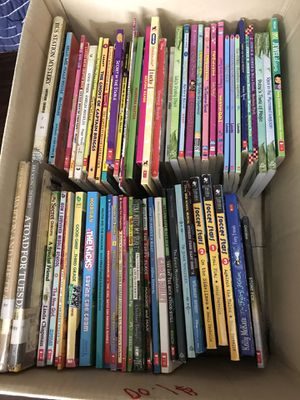 60+ elementary level books for Sale in Inver Grove Heights, MN