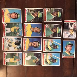 Topps A's 1979 Baseball Cards for Sale in St. Charles, IL