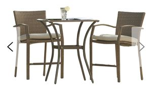 Edwards 3 Piece Bistro Set. for Sale in Falls Church, VA