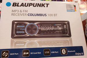 Bluetooth stereo for Sale in Pomona, CA