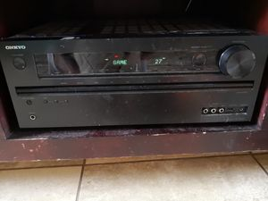 Onkyo surround sound system for Sale in San Marcos, CA