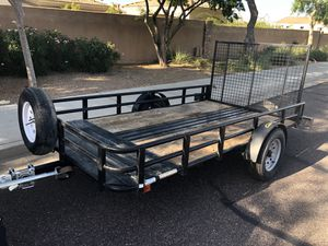 SnowBear 5'4x10 Utility Trailer for Sale in Phoenix, AZ