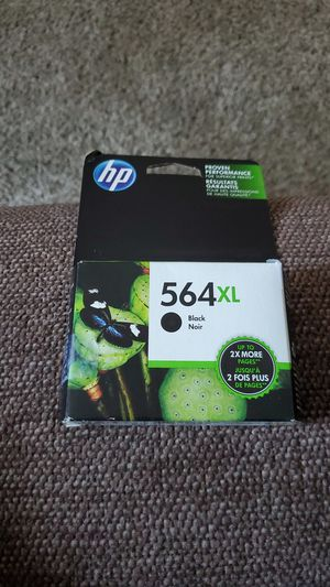 Hp cartridges ink 564XL for Sale in Virginia Beach, VA