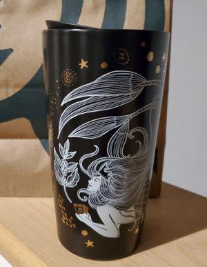 New Starbucks mermaid travel mug for Sale in Cary, NC