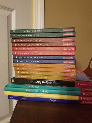 American girl books for Sale in Greencastle, IN