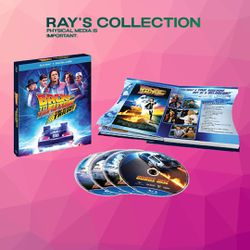 BACK TO THE FUTURE TRILOGY REMASTER  for Sale in Salem, OR