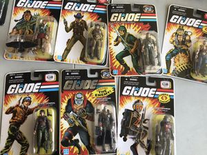 GI Joe Action Figures Toys for Sale in Santa Ana, CA