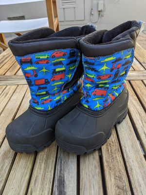 Northside Boys Girls Toddler/Little Kids/Big Kids Frosty Winter Snow Boot for Sale in Redwood City, CA