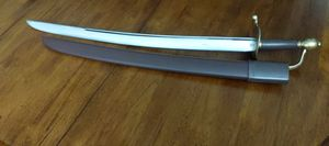 Pirate sword- Halloween accessory, plastic for Sale in Chico, CA