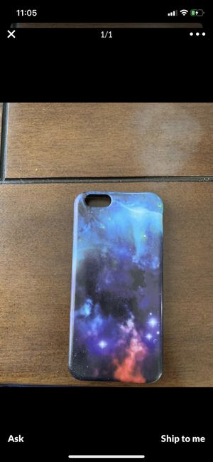 iPhone 6s Galaxy Phone Case for Sale in Baldwin Park, CA
