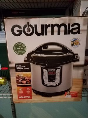 Gourmia 8qt Instant crock pot / pressure cooker for Sale in Renton, WA